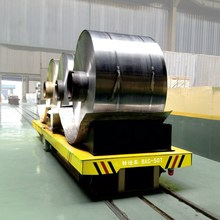 Heavy load cross-bay steel coils railroad car for transportation project