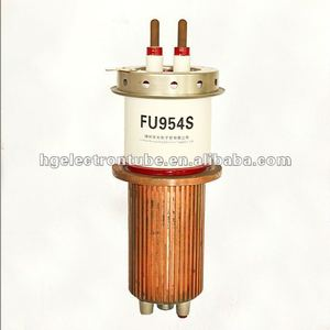 200KW Electron tube FU-954S high power rf transistor