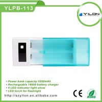 wholesale/retail mini 2600mah fashion usb power bank