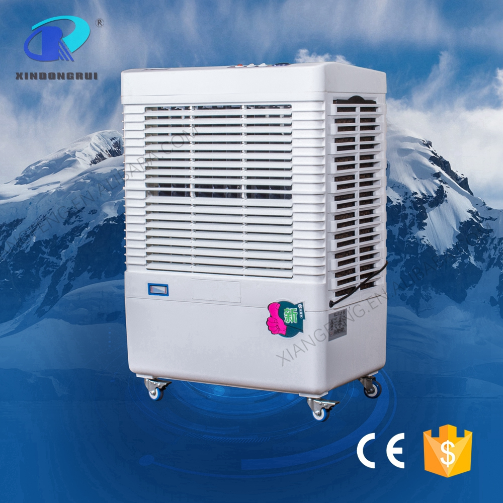 New Multi-functional water purifier pedestal fan with air conditioner