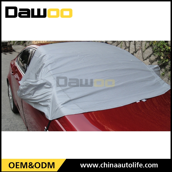 Wholesale cheap price automatic car front windshield sun shade