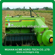 Tractor Mounted Square Straw Hay Baler