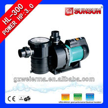 Above Ground Powerful Pool Pump 2.2KW 3.0HP 585L/min HL-300