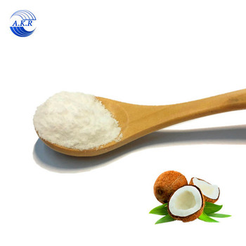 Factory whosale bulk low fat organic desiccated coconut milk powder