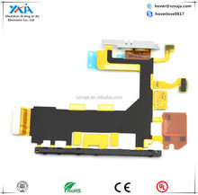Custom ultra thin led flex pcb,FPC connection pcb board,canon flex cable pcb
