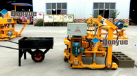 Best selling QT40-3A egg laying block machine factory