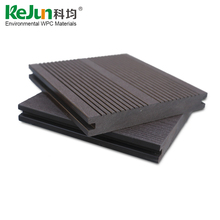 KEJUN High-level anti-uv waterproof outdoor wood plastic composite decking