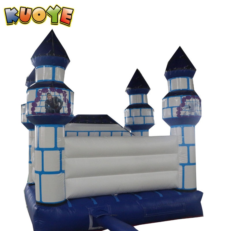 frozen commercial inflatable bouncers for sale