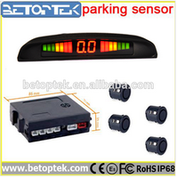 Factory Supply Three Color LED Display Parking Sensor for Citroen