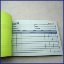 3-ply Invoice Book With Carbonless Paper Office Supplies