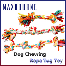 Wholesales Pet Accessories Durable Chewing Rope Dog Toy