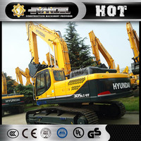 China crawler long reach excavator Hyundai R305LC-9T long arm excavator for sale