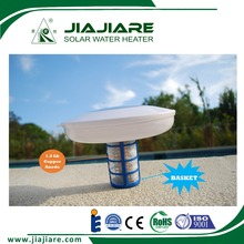 2017 Solar Swimming pool copper silver ionizer , Solar Swimming pool water Purifier