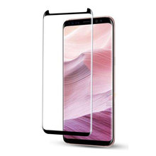 For S9 3D Curved Case Friendly Anti-Scratch Best Tempered Glass Screen Protector For Samsung S9