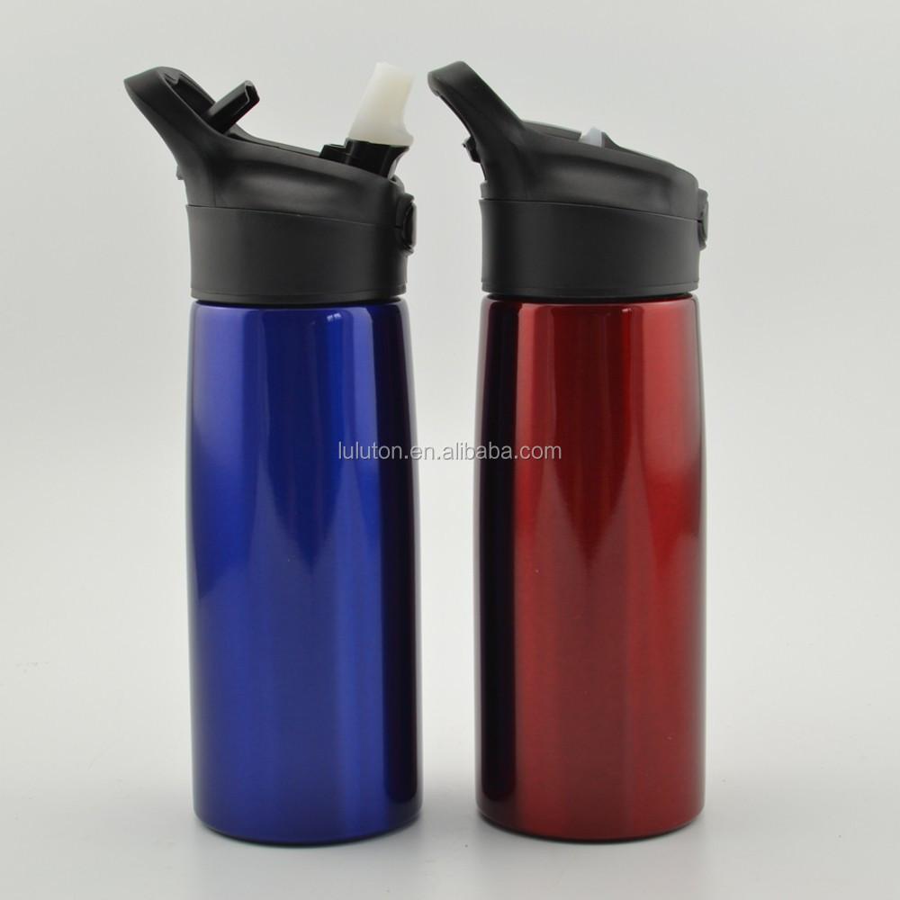 Sports Sipper Bottle: Stainless Steel Sports Sipper Water Bottle