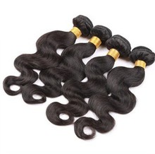Fantanstic 5A grade 100% virgin 24 inch human hair weave extension