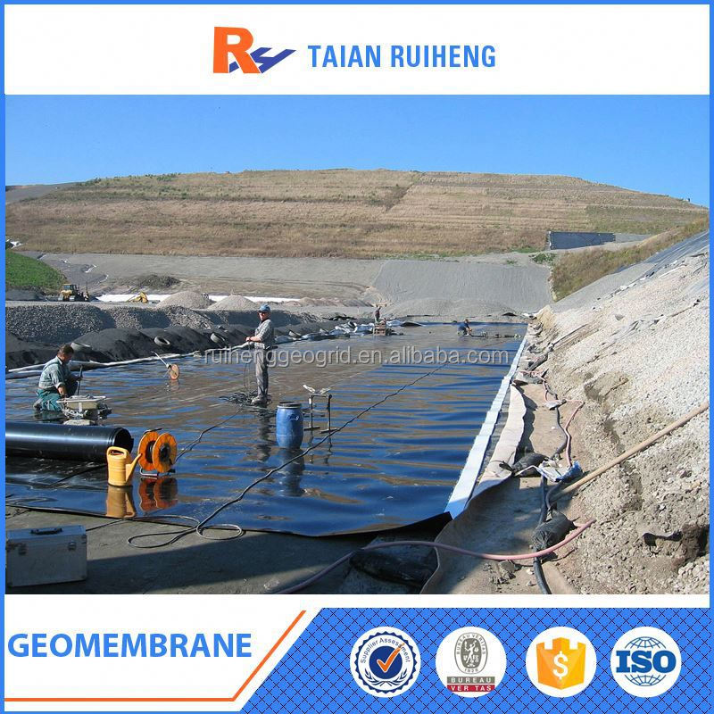Geomembrane For Easy Application