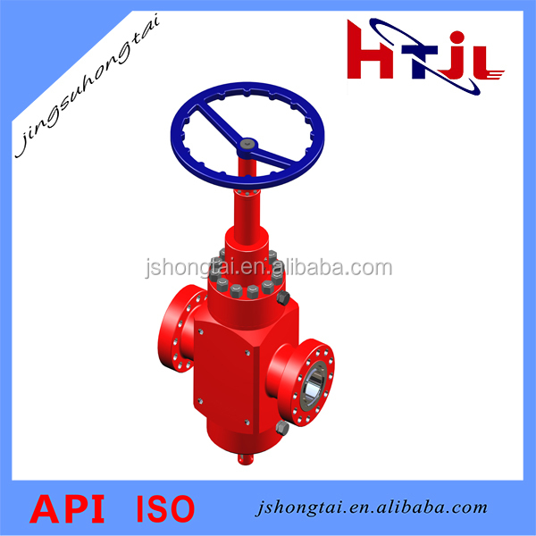 Ball Screw Gate Valve