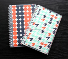 new products 2016 PP note books stationery for office supplies