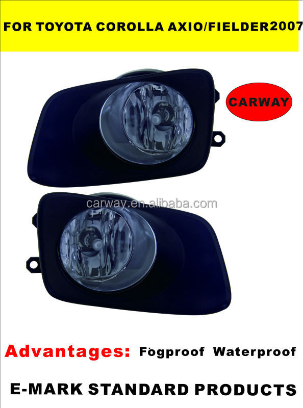 Fog lamp for TOYOTA COROLLA/ AXIO/FIELDER 2007