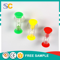 High Quality hourglass Plastic Sand Timer OEM Wholesale