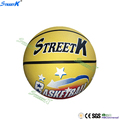 Streetk Brand Top selling OEM design children sport toy basketball from China
