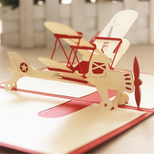 high-end with good price greeting postcard 3d