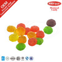 Wholesale gummy vitamins colorful sweet