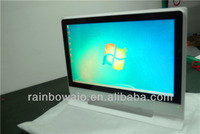 21.5'' cheap touchscreen all in one pc 27 inch white