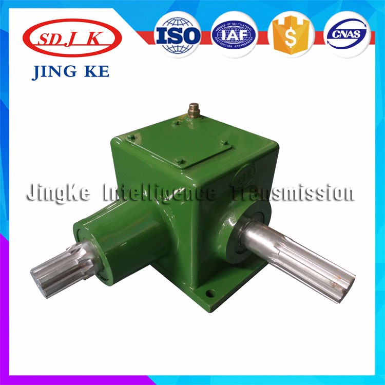 High quality vertical to horizontal gearbox