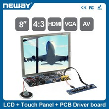 Best supply factory price Mini tft LCD monitor SKD