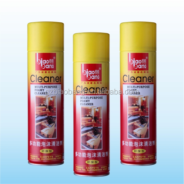 620ml multipurpose foam cleaner spray