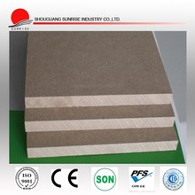 plain thailand mdf / mdf board thailand from Sunrise cheap price
