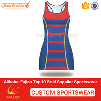 functional ventilate funky netball dress