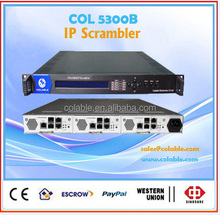 latest high integration multiplexing and scrambling device IP scrambler