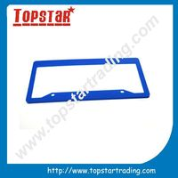 auto license plate frames motor cycle license plate frame