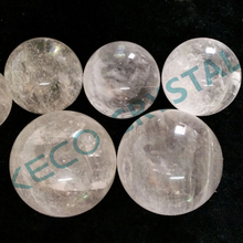 good quality quartz crystal ball spheres, keco crystal is work on all kinds of quartz rock crystal