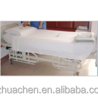 High Quality Zhejiang Hangzhou Small MOQ Non-woven Hospital Mattress Cover