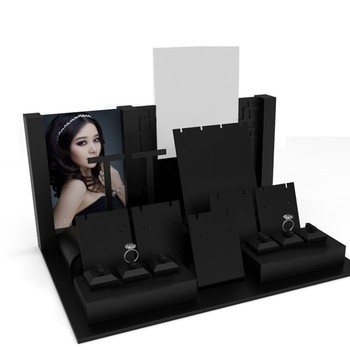 2015 hot selling luxury jewelry display stand
