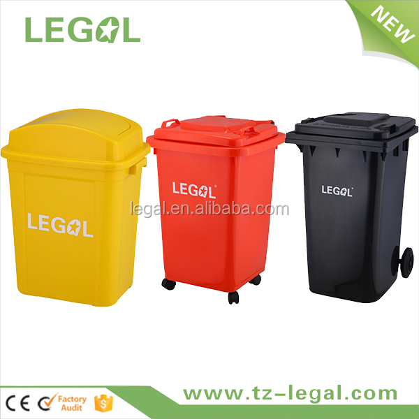 waste recycling bin 4 wheelis bin for kids toy and waste paper