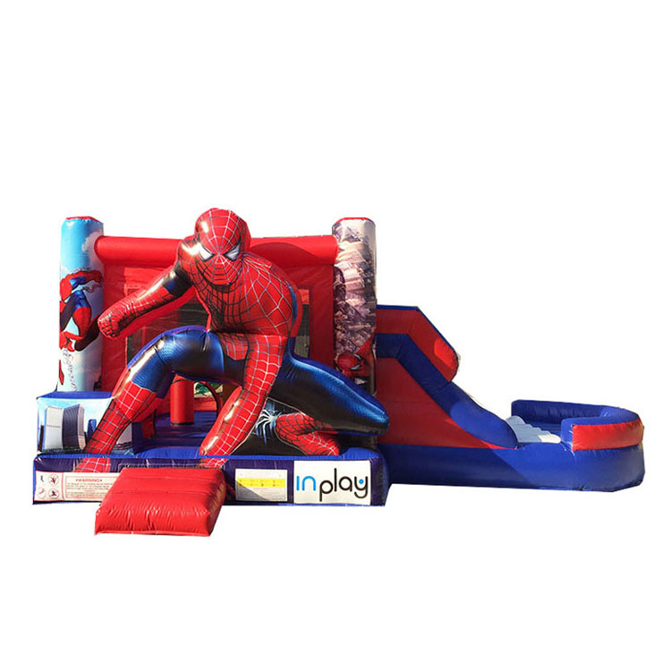 4m Jumping Inflatable Bouncy Castle For Children