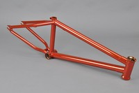 Chromoly4130 Butted cp orange frame mongoose bike