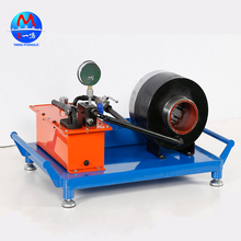 High Pressure Manual Germany Siemens Motor Used Finn-Power Hydraulic Rubber Crimping Machine