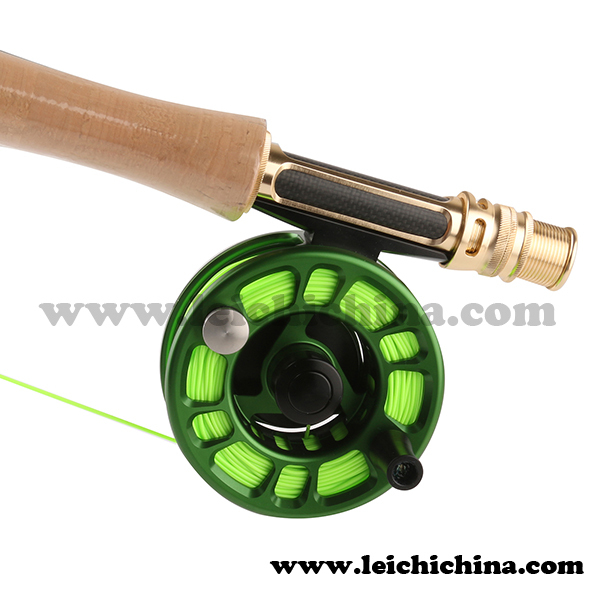 how to fix a push button reel