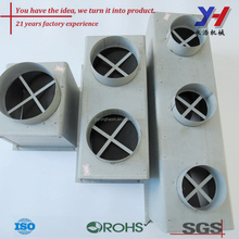 Factory custom new steel box air filter box welding metal shell