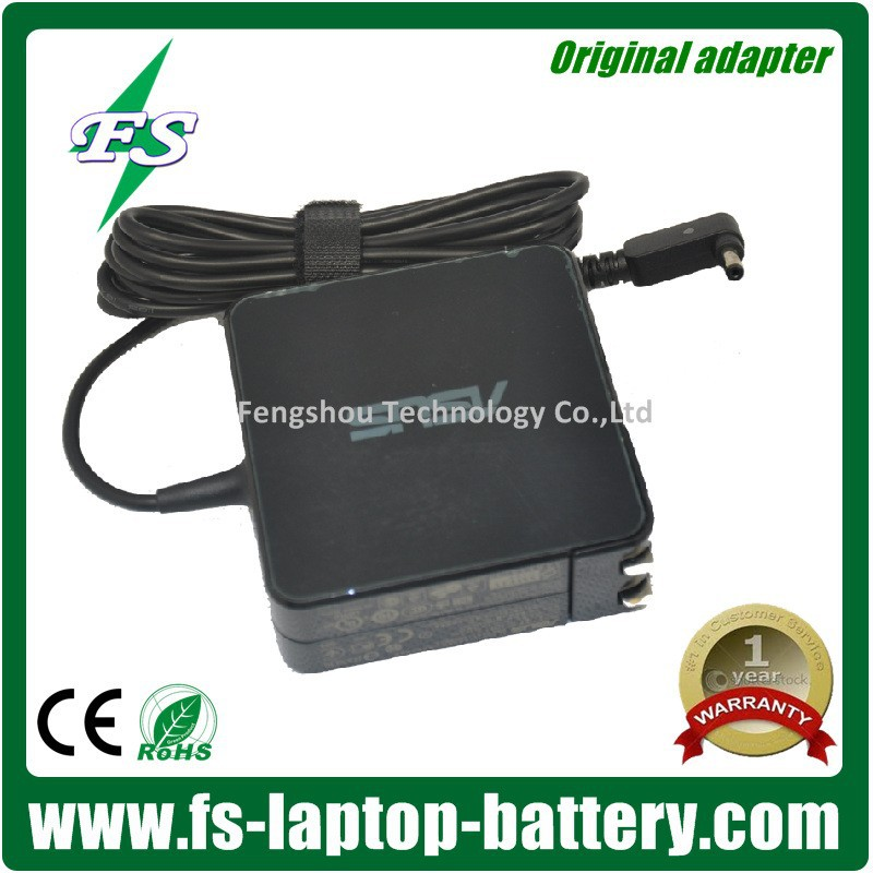 Hot New Square Laptop Wall Charger 19v 3.42a 65W Genuine Original Laptop Charger for Asus Laptop Adapter