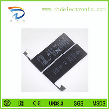 For Iphone 5S Replacement battery 1560 mah high quality
