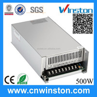 S-500-36 500W 36V 14A switching power supply with CE approval