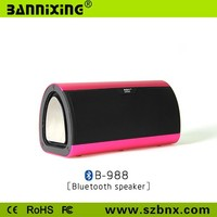 New product B-988 TF card DSP Technology mini bluetooth speaker
