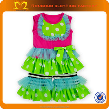 Persnickety Remake China Products Girls Giggle Moon Remake Outfits Baby Bamboo Ruffle Pants Clothing Wholesale